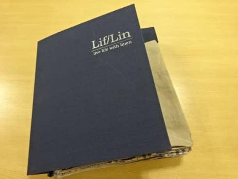 リネンカーテン LIf/Lin
