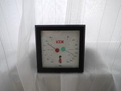 温度計(裏地付き)