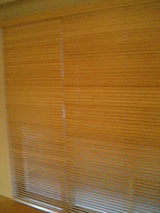竹製ブラインド1